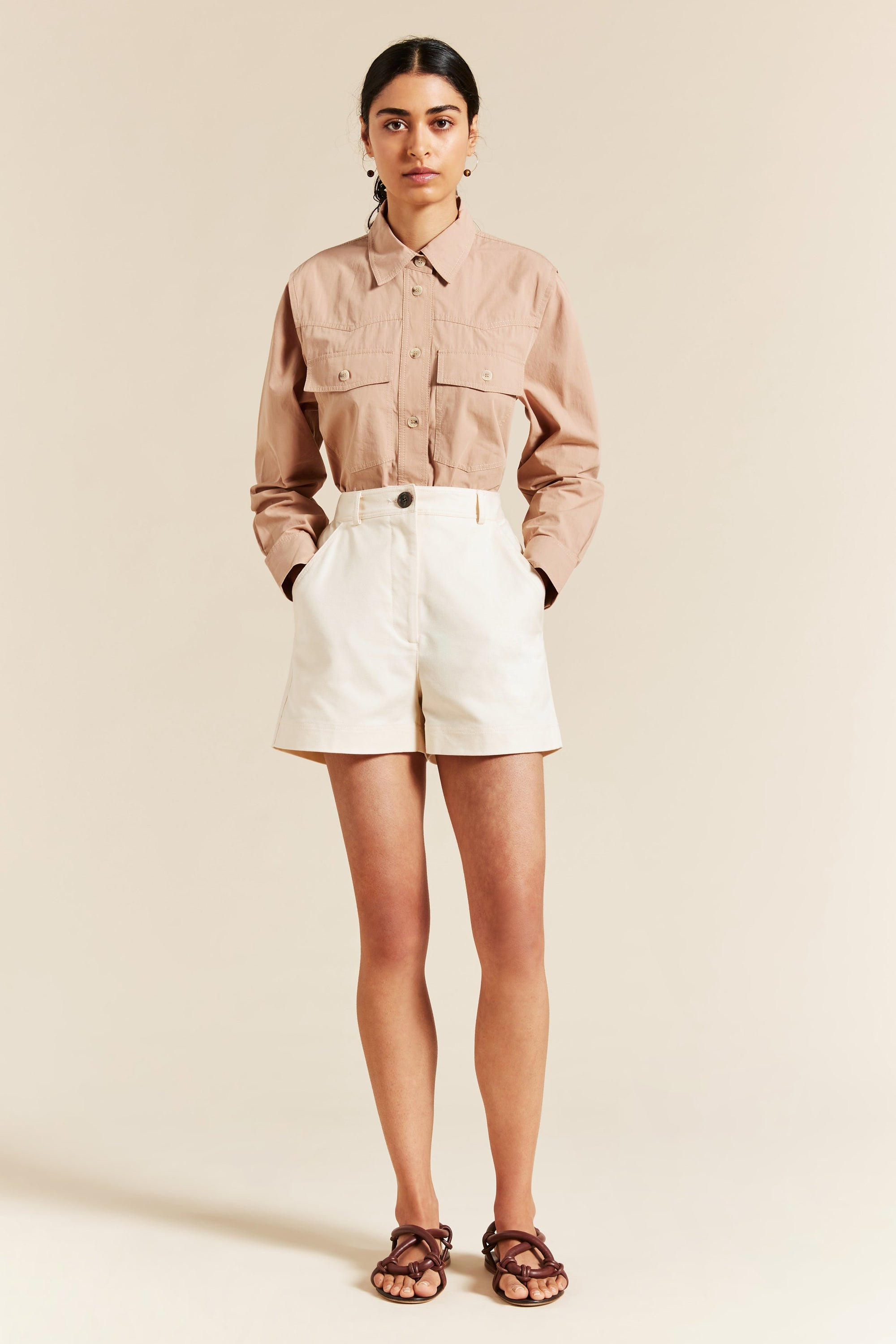 Esther Tailored Short