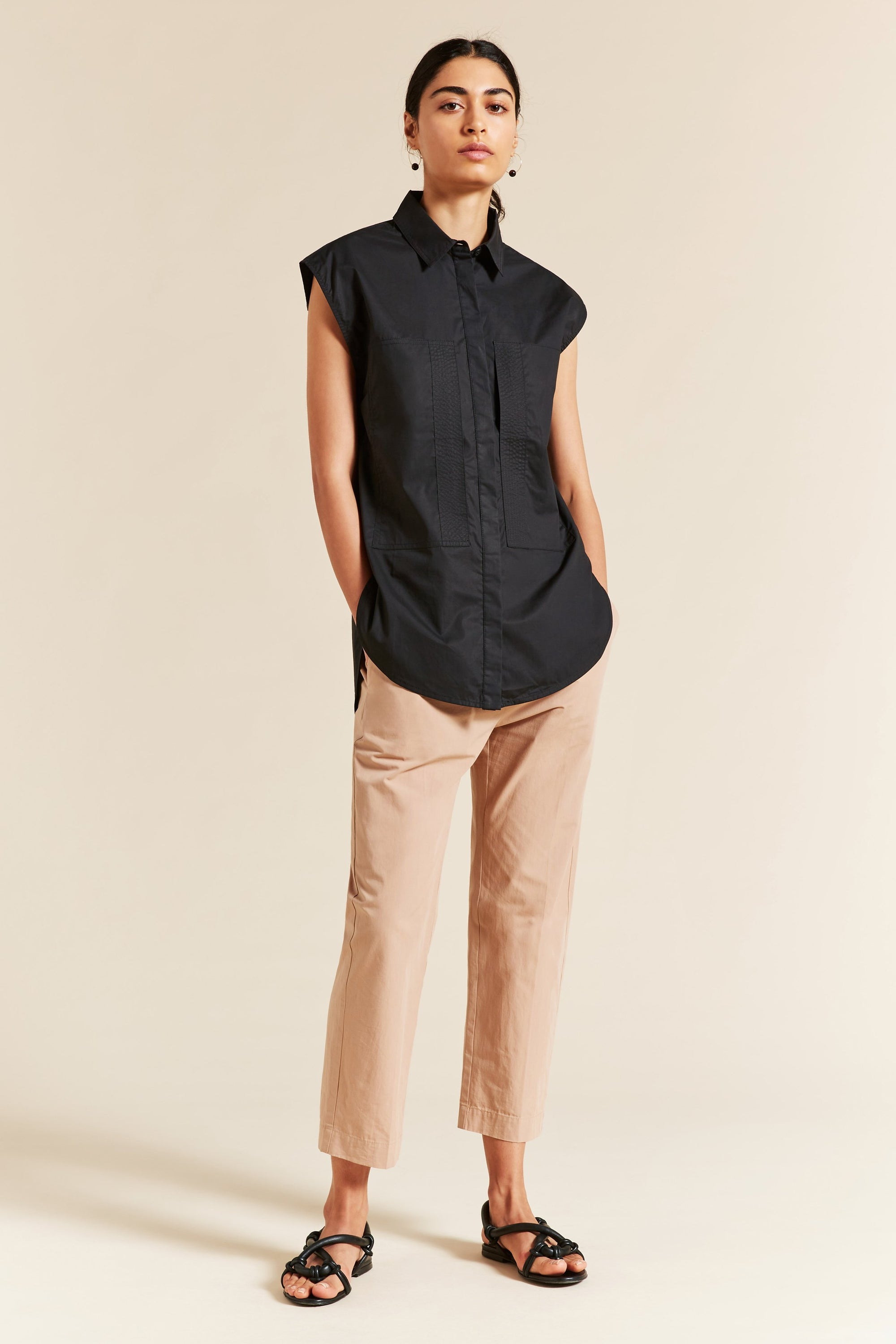 Maleo Sleeveless Shirt