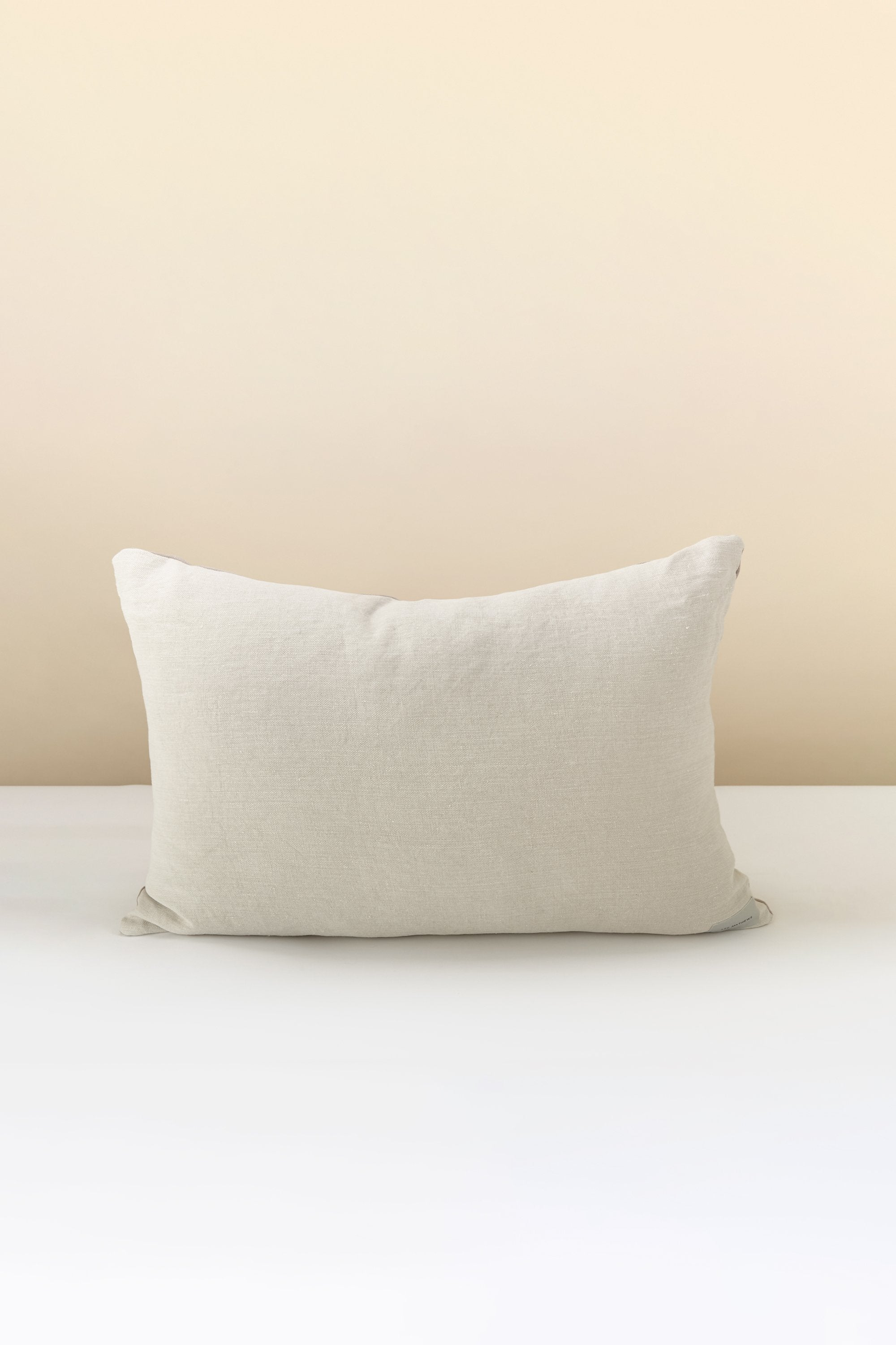 Lee Mathews Linen Rectangle Pillow - Small
