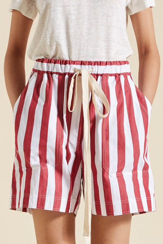 Simone Stripe Short