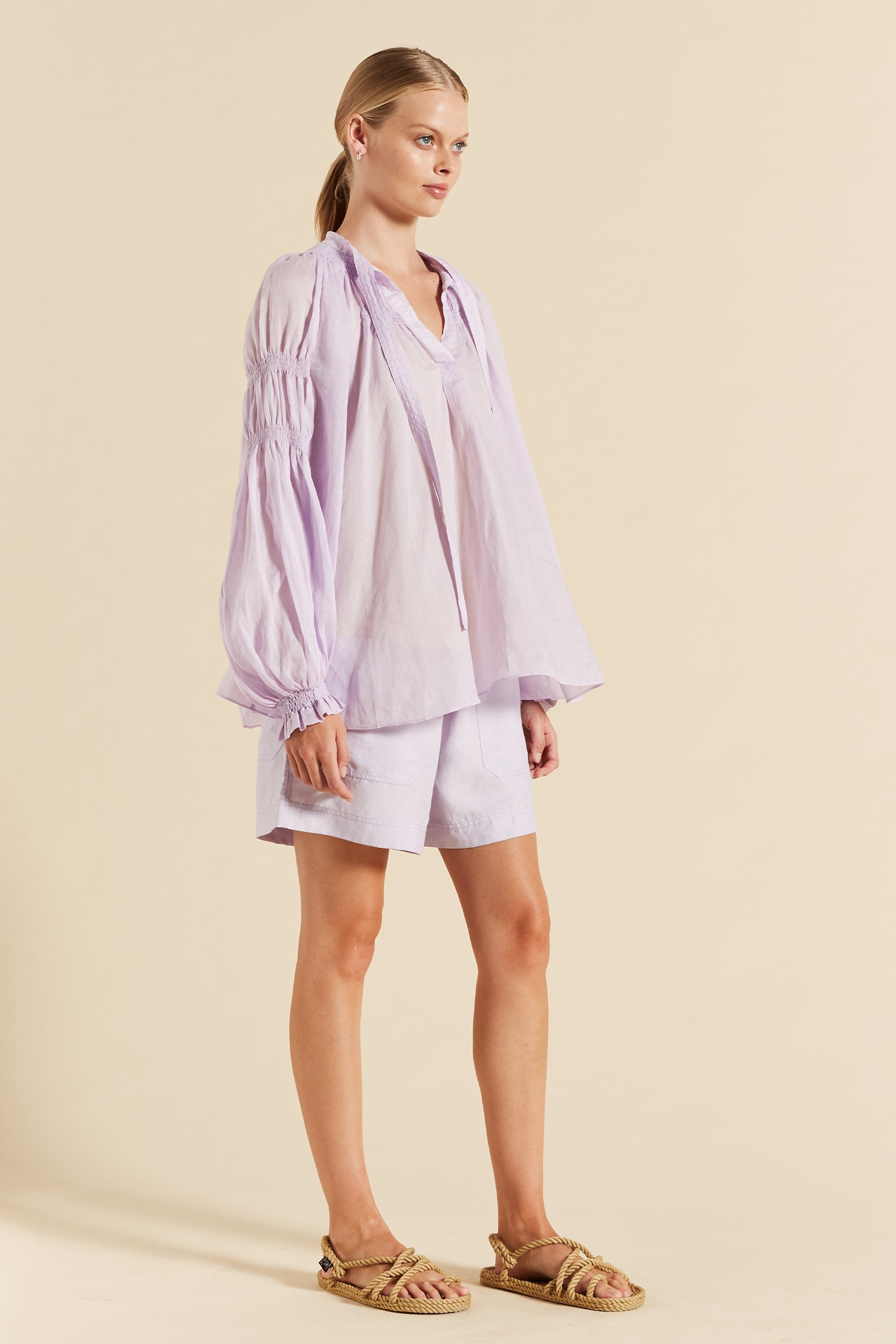 Soma Balloon Sleeve Blouse