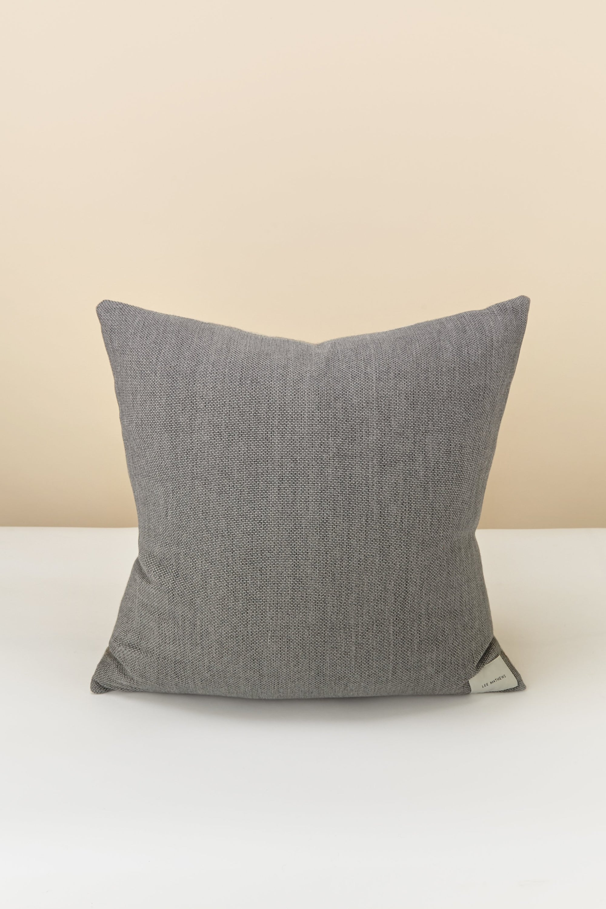 Lee Mathews Retro Square Cushion - Small