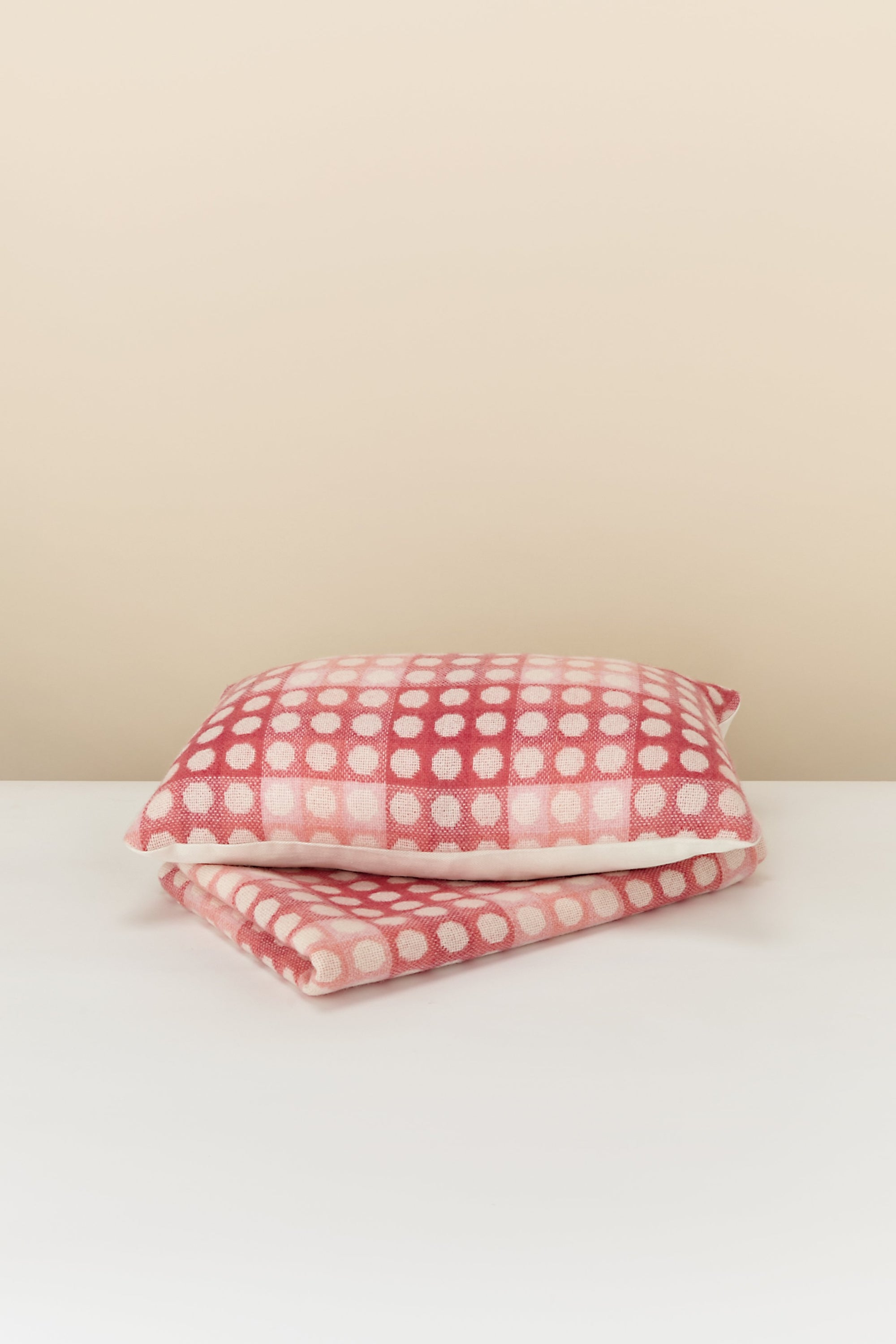 Lee Mathews Baby Cushion and Blanket Set