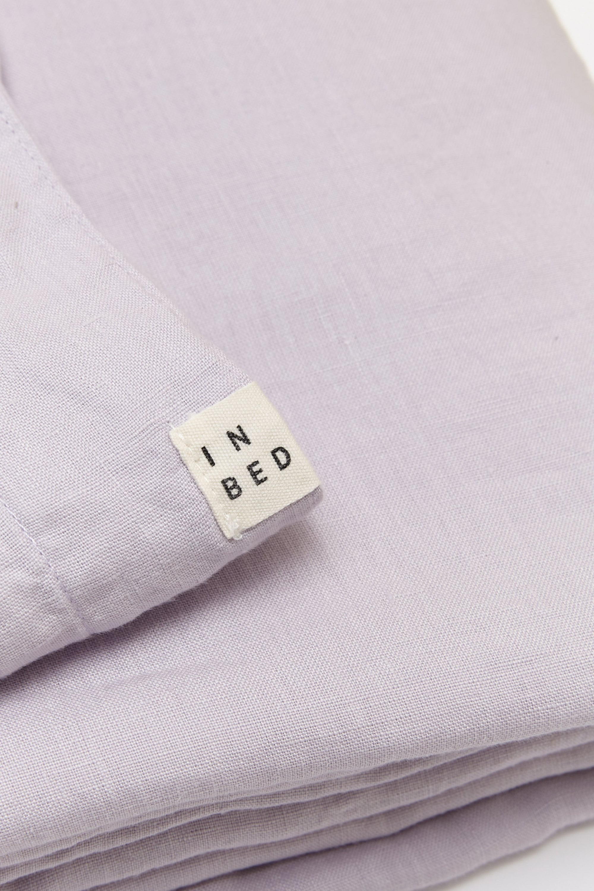 IN BED Linen Queen Duvet Cover