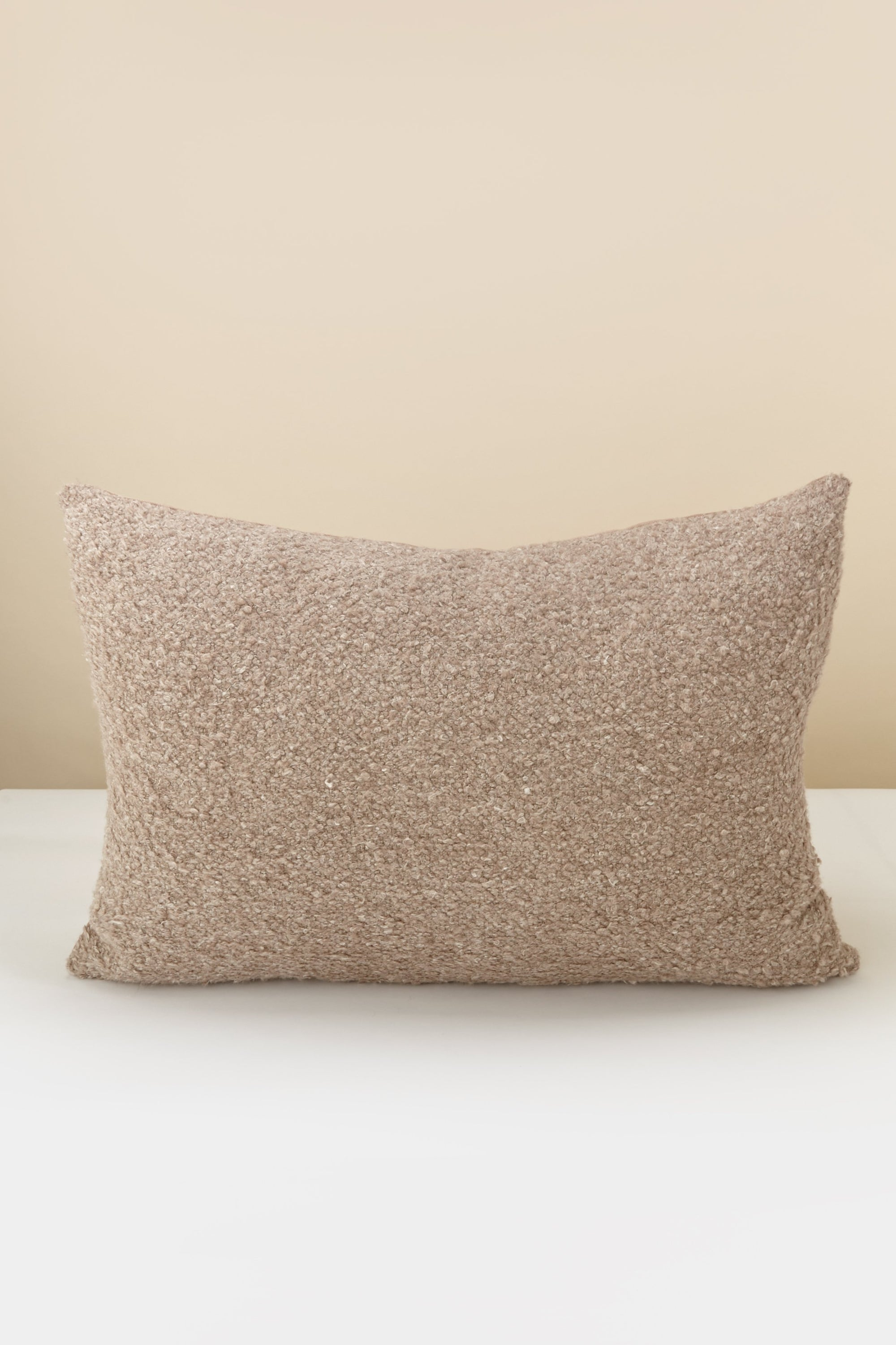 Lee Mathews Belgian Linen & Wool Rectangle Cushion - Large