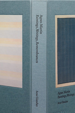 Agnes Martin 'Paintings, Writings, Remembrances' by Arne Glimcher