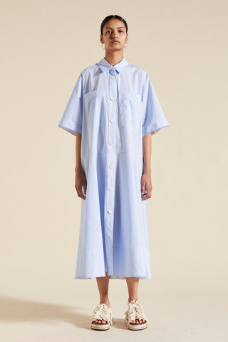 Alice Pocket Shirt Dress