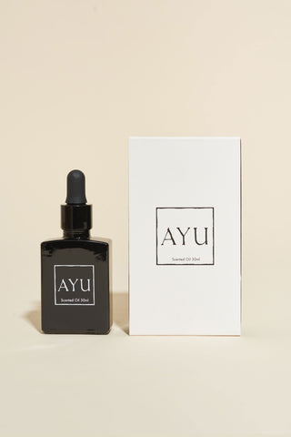 AYU Perfume Oil - Smoking Rose