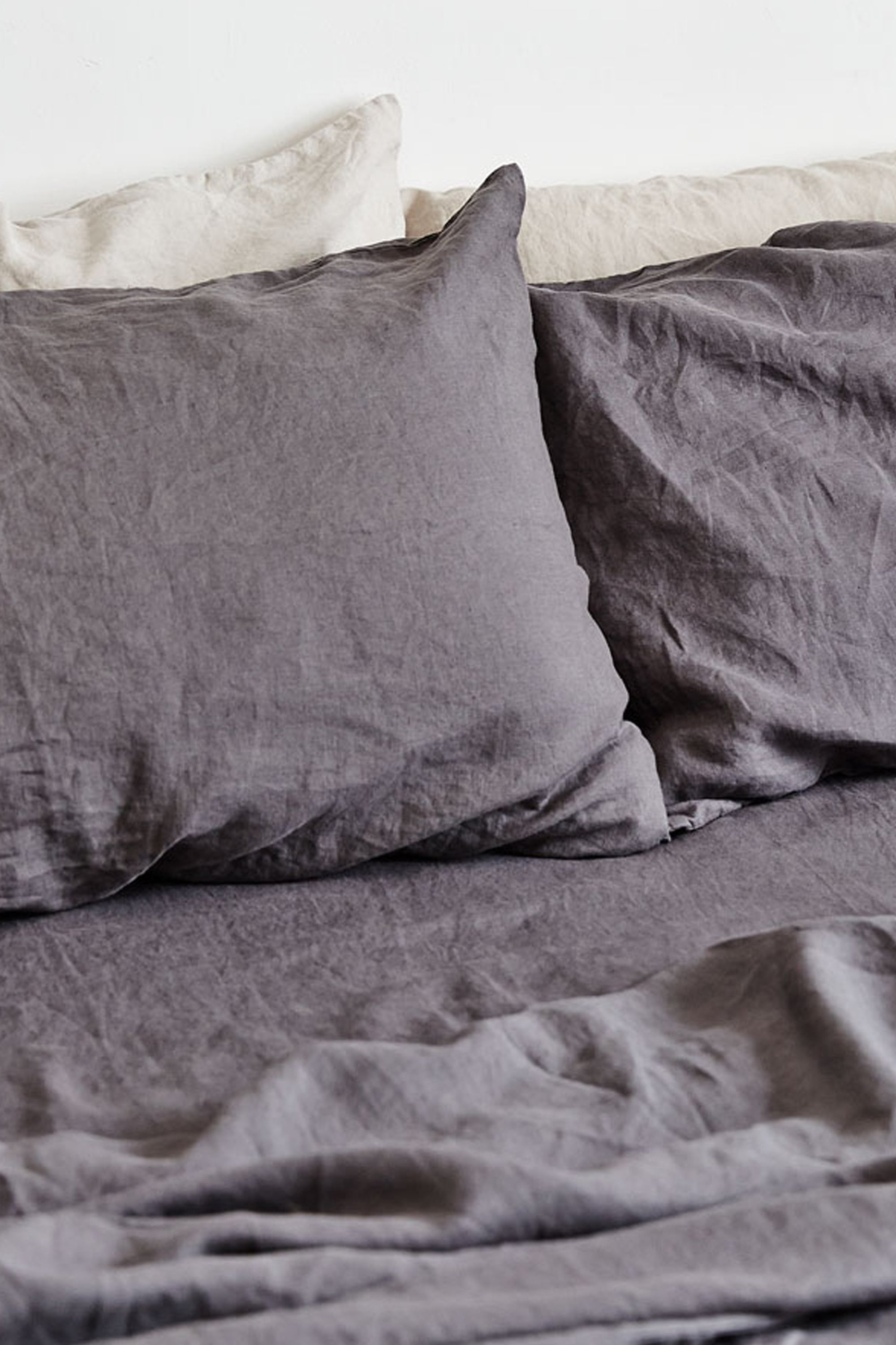 IN BED Linen Queen Fitted Sheet