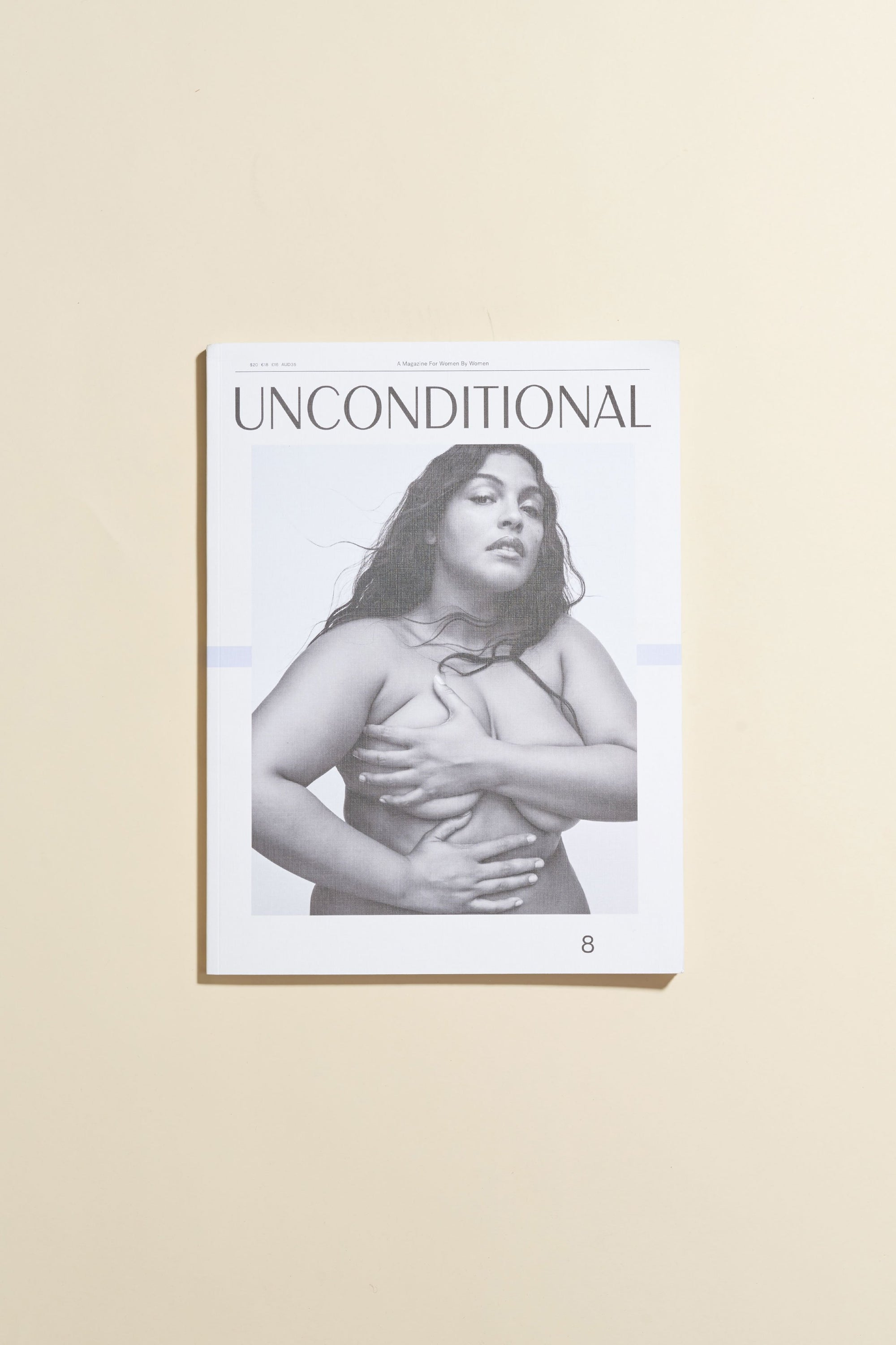 Unconditional Magazine No 8 - The Body Issue