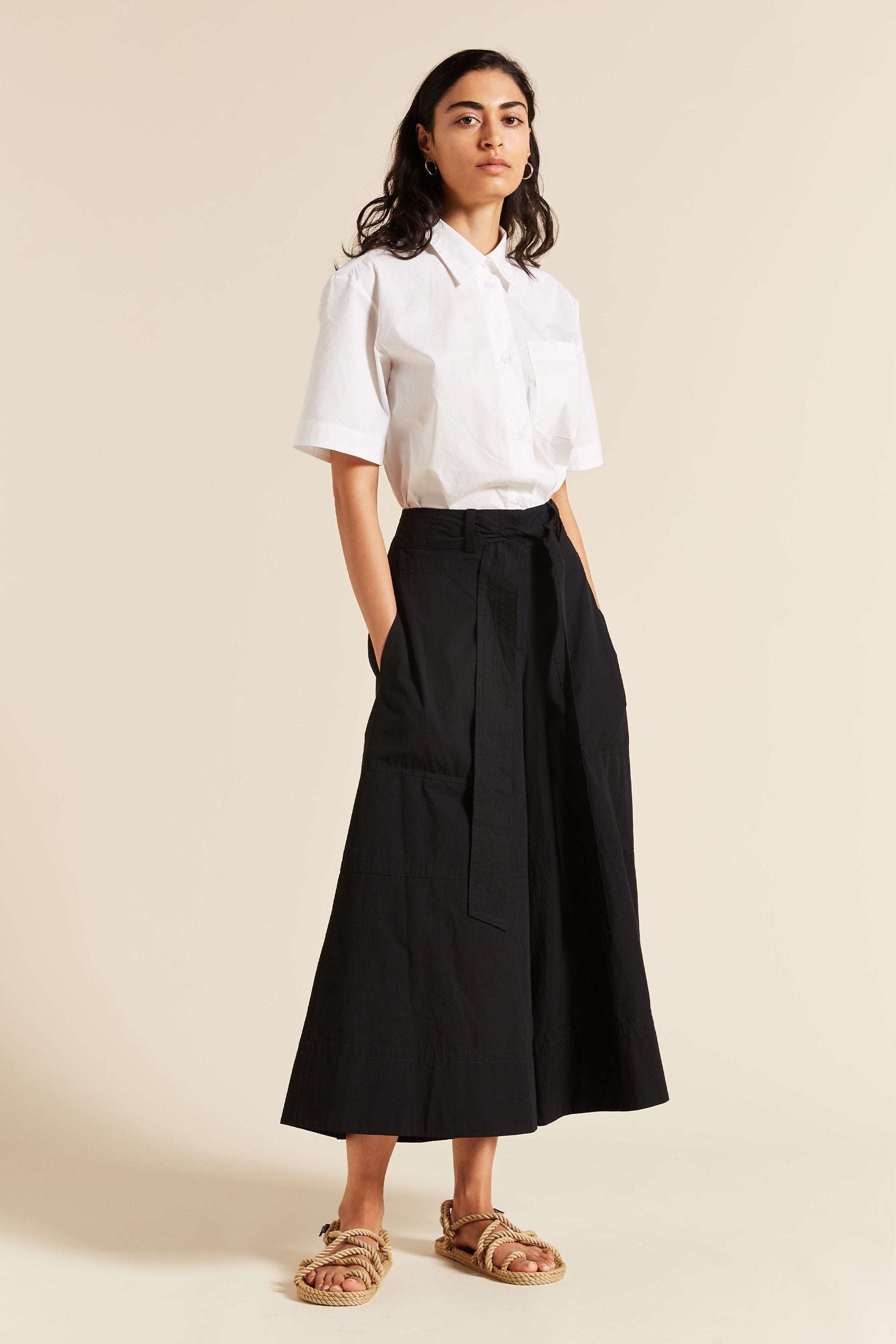 May Flared Culotte