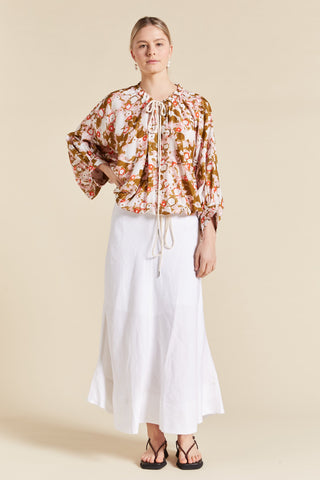 Nula Balloon Blouse
