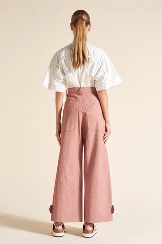 Queenie Wide Leg Pant