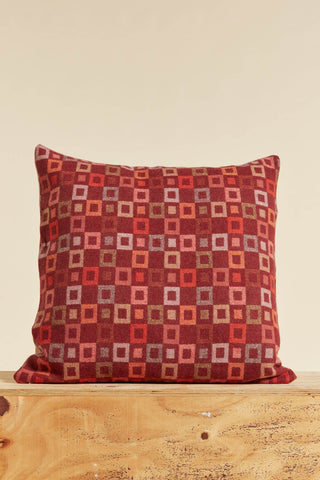 Retro Square Pillow Large