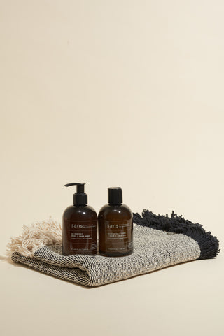 Sans [Ceuticals] Bathroom Essentials Kit