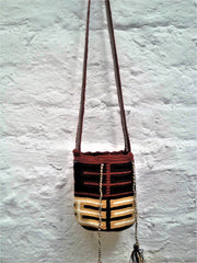 Wayuu Bag Knitted Bag, Hand Made 3L - Wild Matter Arts