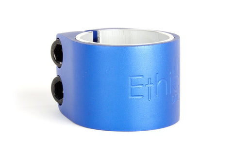 ETHIC ALU BASIC CLAMP - BLUE