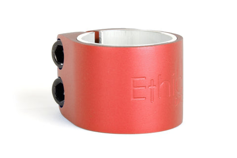 ETHIC ALU BASIC CLAMP - RED