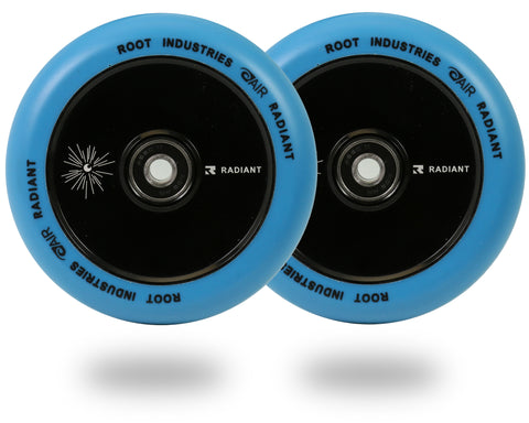 ROOT AIR WHEELS 110MM - RADIANT/BLUE