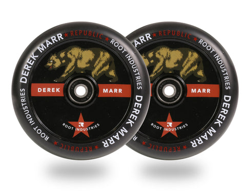 ROOT AIR WHEELS 110MM - REPUBLIC | DEREK MARR