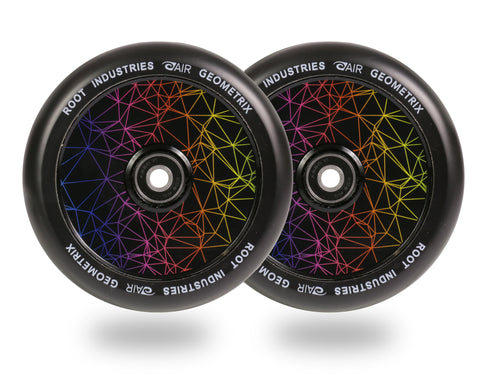 ROOT AIR WHEELS 110MM - GEOMETRIX