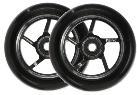 ETHIC MOGWAY WHEELS 100MM - BLACK