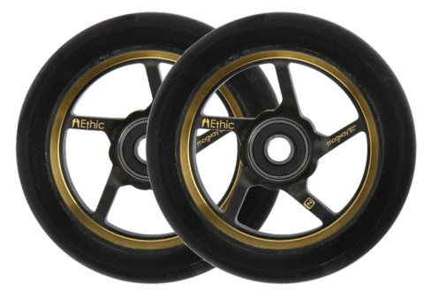 ETHIC MOGWAY WHEELS 100MM - GOLD