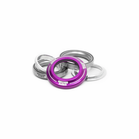 TILT INTEGRATED HEADSET - PURPLE