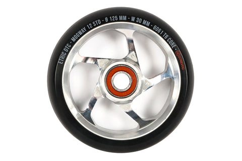 ETHIC MOGWAY WHEELS 12STD (PAIR) - RAW