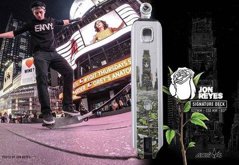 ENVY AOS V4 LIMITED EDITION DECK - JON REYES