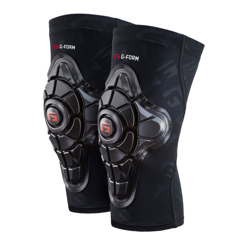 G-form Gform Knee Pads for BMX, Mountain Bike, Freestyle Stunt Scooter, Longboarding, Skateboarding