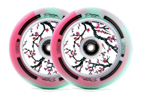 LUCKY LUNAR 110MM DARCY EVANS SIGNATURE WHEELS
