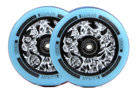 LUCKY LUNAR AXIS WHEELS 110MM
