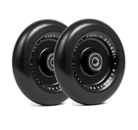 TILT STAGE II FULL CORE WHEELS - BLACK
