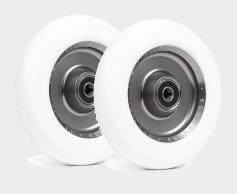 TILT STAGE II FULL CORE WHEELS - WHITE