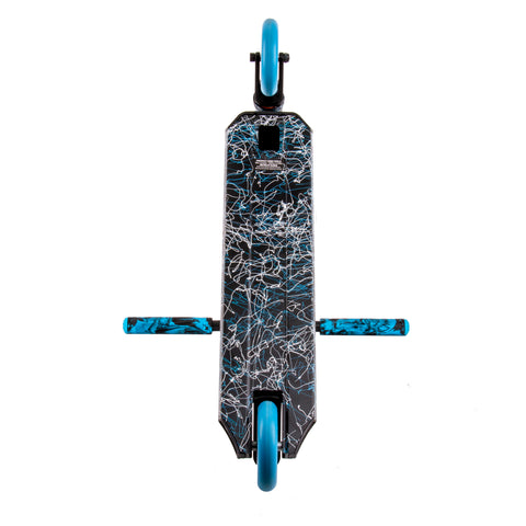 ROOT INDUSTRIES TYPE R COMPLETE SCOOTER - BLACK/BLUE/WHITE