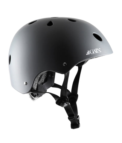 "GAIN PROTECTION ""THE SLEEPER"" HELMET ADJUSTABLE (CERTIFIED) - MATTE GREY"