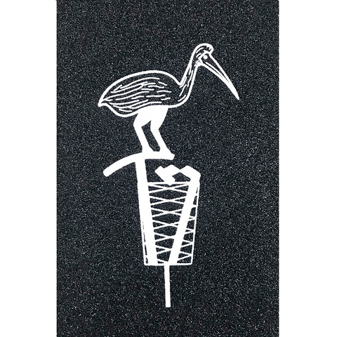 loading co bin chicken griptape @ oddstash Freestyle scooter shop