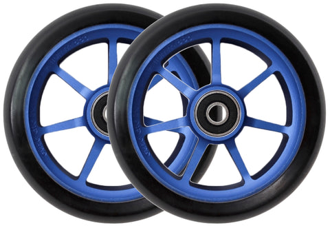 ETHIC INCUBE WHEELS 110MM - BLUE (PAIR)