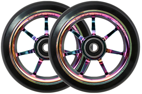 ETHIC INCUBE WHEELS 110MM - OILSLICK (PAIR)