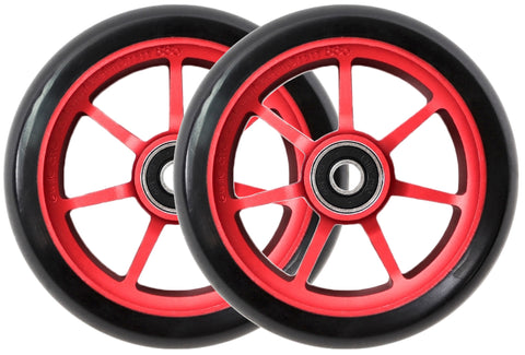 ETHIC INCUBE WHEELS 110MM - RED (PAIR)