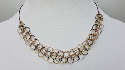 Burst of Bubbles Necklace