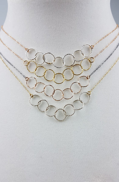 Circles of Joy Necklace