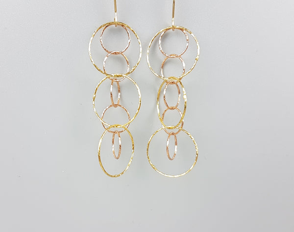 Circles of Joy Earrings