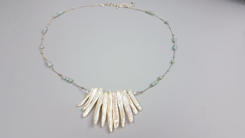 Oceans Flame Necklace