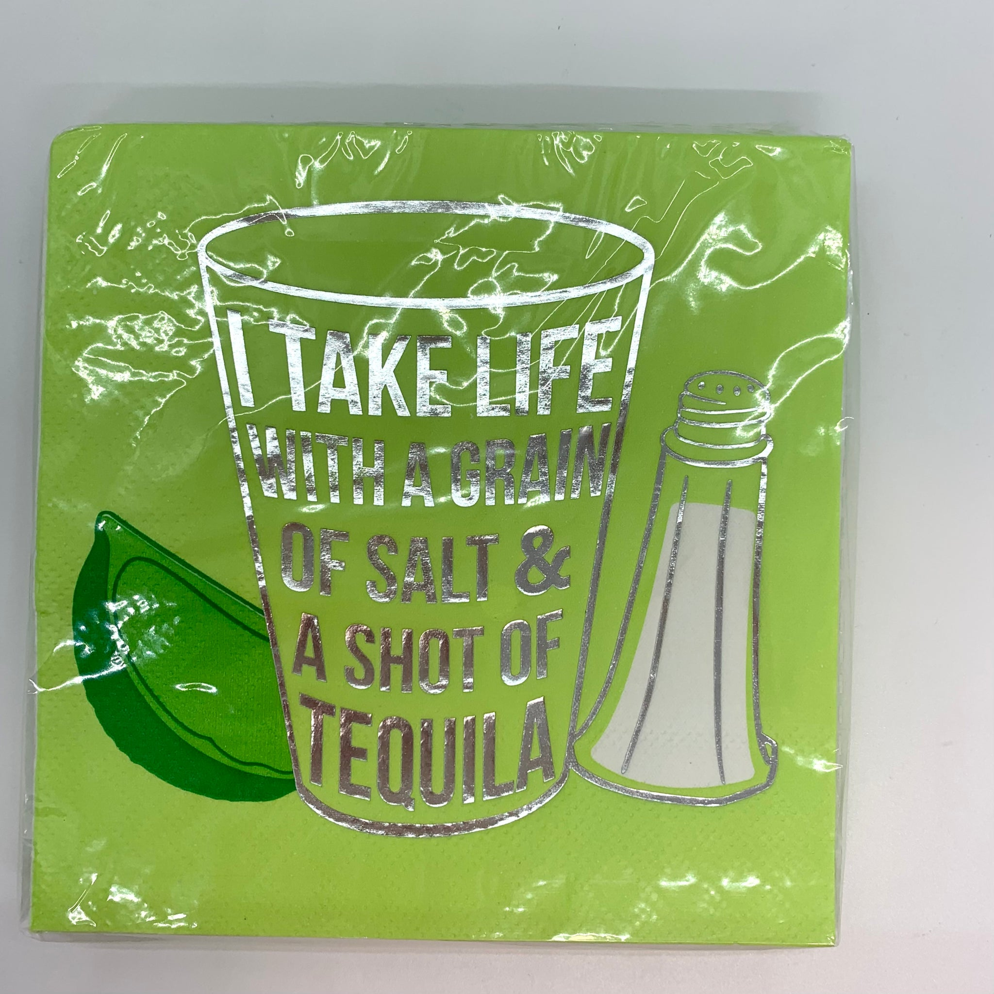 Take Life with Salt Cocktail