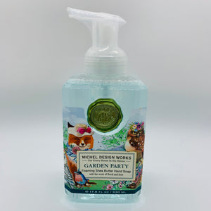 Garden Party Foaming Shea Butter Hand Soap