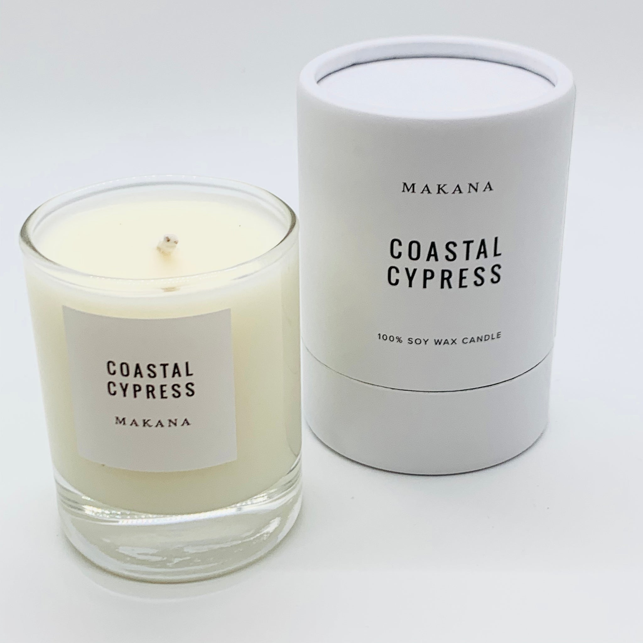 Coastal Cypress Petite Candle 3oz