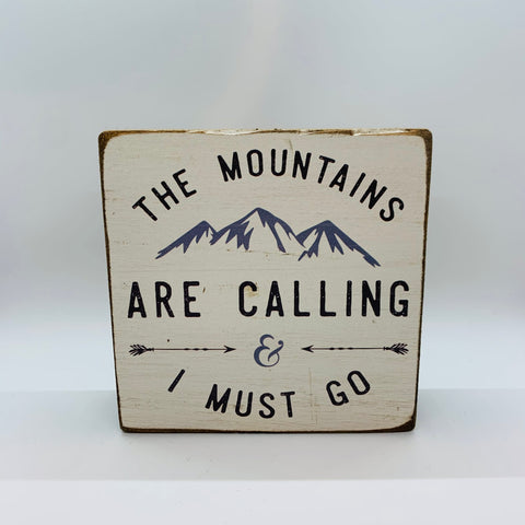 The Mountains Block
