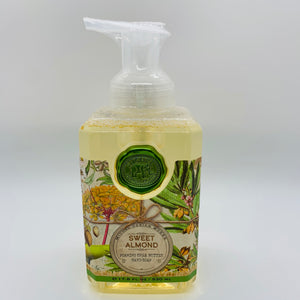 Sweet Almond Foaming Shea Butter Hand Soap
